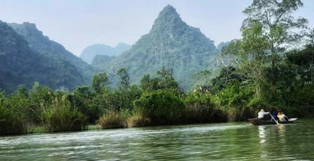 Montagne et mer, Vietnam