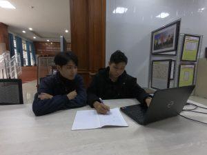 Vietnamese lessons, Vinh