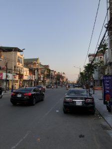 Nguyễn văn cừ street
