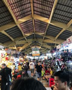Ben tanh market, Ho Chi Minh